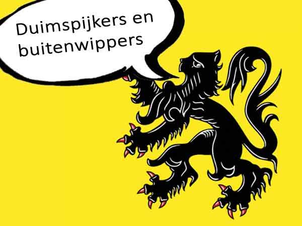 Vlaams – Nederlands woordenboek – Bijna 400 woorden en uitdrukkingen