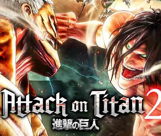 Attack on Titan - Beste Anime Series aller tijden