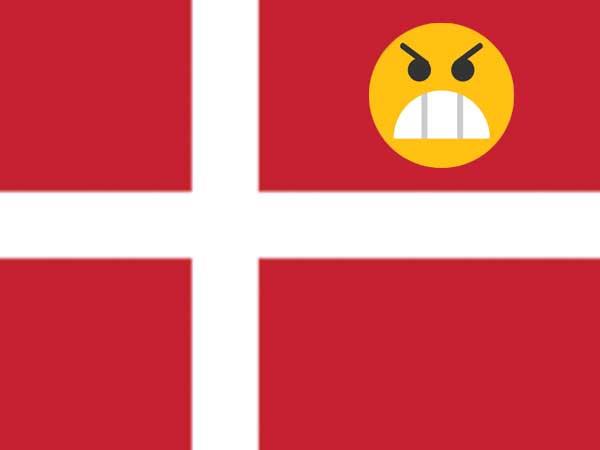 Deense scheldwoorden
