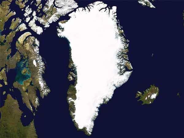 Dun bevolktste landen ter wereld: Groenland