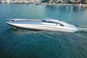 Mystic Powerboats C5000 Turbine