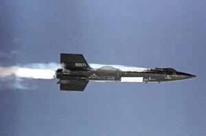 North American X-15