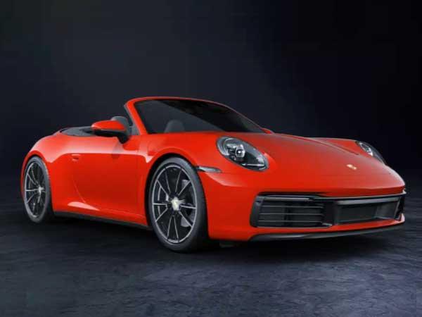 Beste sportauto 2021: Porsche 911