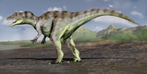 Saurophaganax maximus