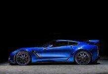 10 Snelste elektrische auto's 2021