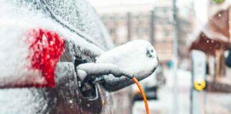 Verschil actieradius zomer winter elektrische auto