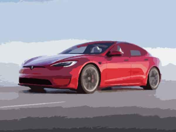 Tesla Model S Plaid - 10 Snelste auto's 0 - 100 km/u 2021
