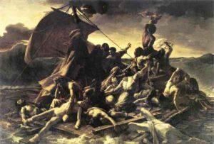 Le Radeau de La Méduse - Théodore Géricault (1819)