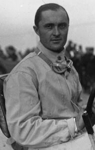 Louis Chiron in 1927