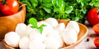 Mozzarella - Populairste kazen ter wereld