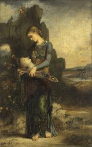 Orphée  / Orpheus (1865) - Gustave Moreau