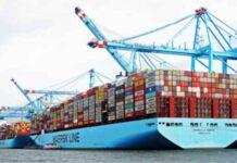 Landen met de meeste draagvermogen van schepen 2020