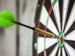 Hoogste gemiddeldes darten aller tijden in Premier League Darts