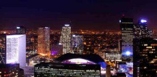 Top 25 hoogste gebouwen in Frankrijk in La Défense