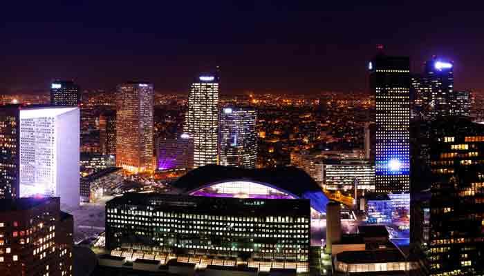Top 25 hoogste gebouwen in Frankrijk