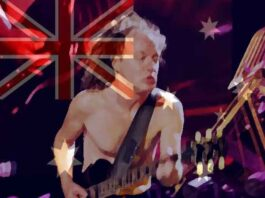 Meest succesvolle bands uit Australië
