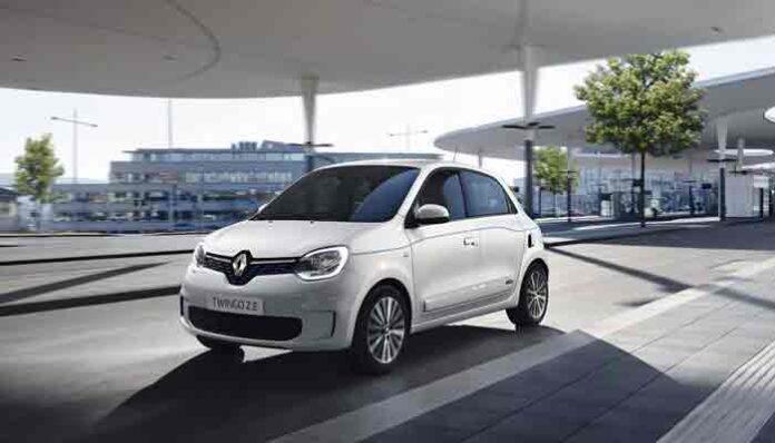 Top 10 goedkoopste elektrische auto's 2021