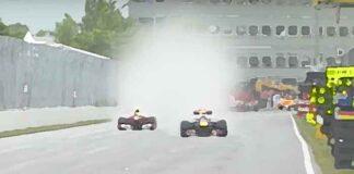 Beste Formule 1 races met regen en mooie beelden