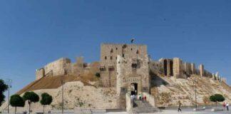 Top 10 oudste kastelen ter wereld: Citadel van Aleppo