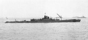 Japanse Sen Toku-klasse I-400