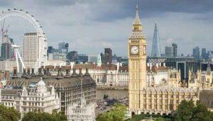 Londen - Verenigd Koninkrijk