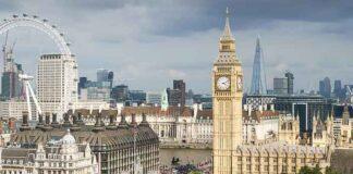 Top 100 meest dynamische steden ter wereld 2021: Londen - Verenigd Koninkrijk