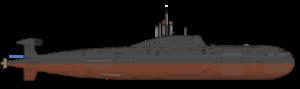 Russische Akula-Class III