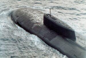 Russissche Oscar-II Class Belgorod
