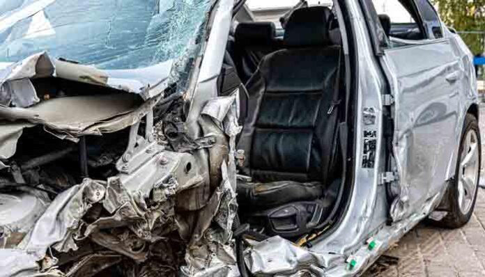 Top 10 automerken vaakst betrokken bij ongeval 2020