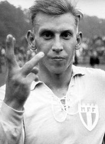Bo Larsson in 1965