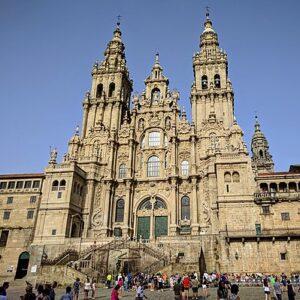 Kathedraal van Santiago de Compostella
