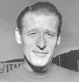 Nils Liedholm in 1958