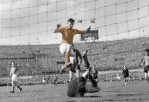 Top 50 Oudste voetballers die scoorde in de eredivisie
