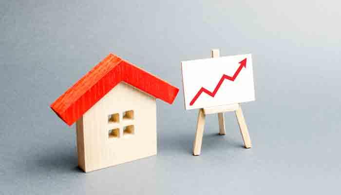 Top 25 landen met de grootste stijging van huizenprijzen 2021