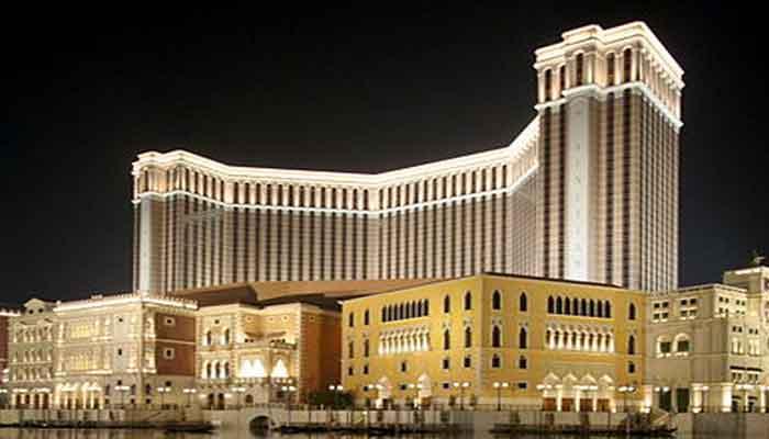 Top 10 Grootste casino's ter wereld