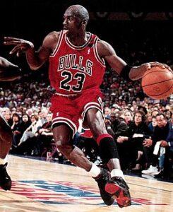 Jordan in 1992