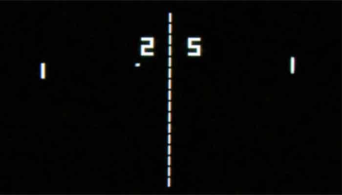 Top 10 Belangrijkste video games uit de jaren 70 van de vorige eeuw