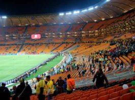 Top 20 - Grootste stadions in Afrika - Soccer City - Zuid-Afrika