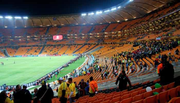 Top 20 – Grootste stadions in Afrika