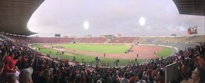 Stade Mohamed V - Marokko