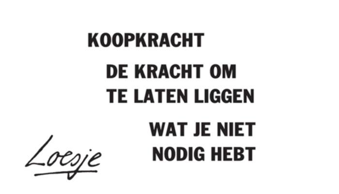 Ontwikkeling koopkracht Nederland sinds 1985
