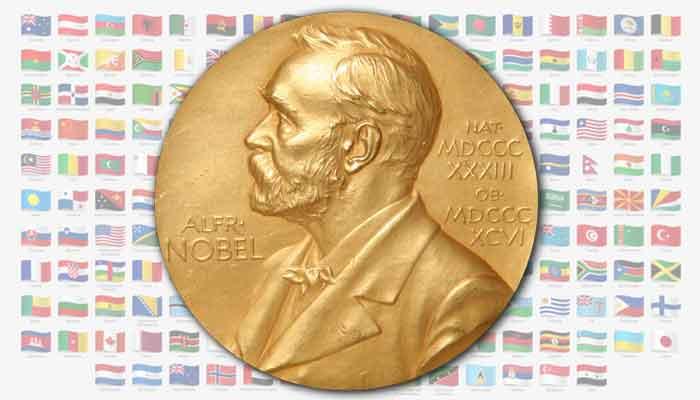 Top 50 landen met de meeste Nobelprijzen